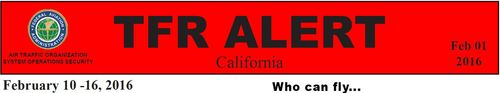 Large capture tfr feb 2016 california