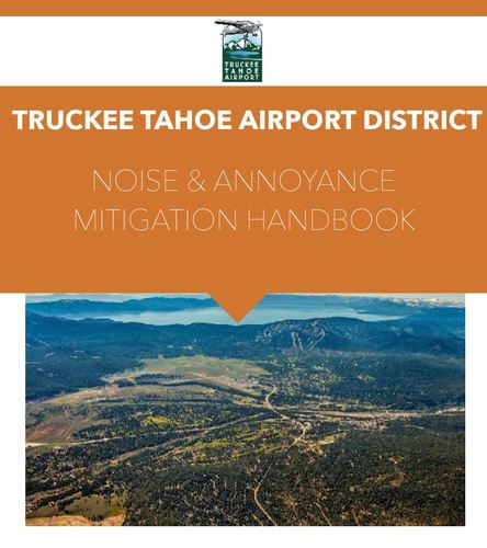 Large noise and annoyance handbook cover