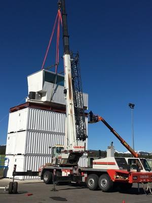 Slider tower lift 2