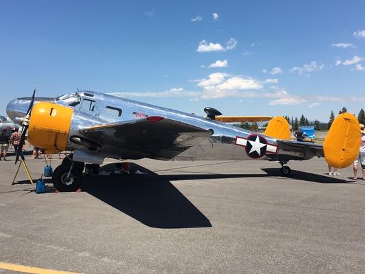 Slider airshow amilia earhardt